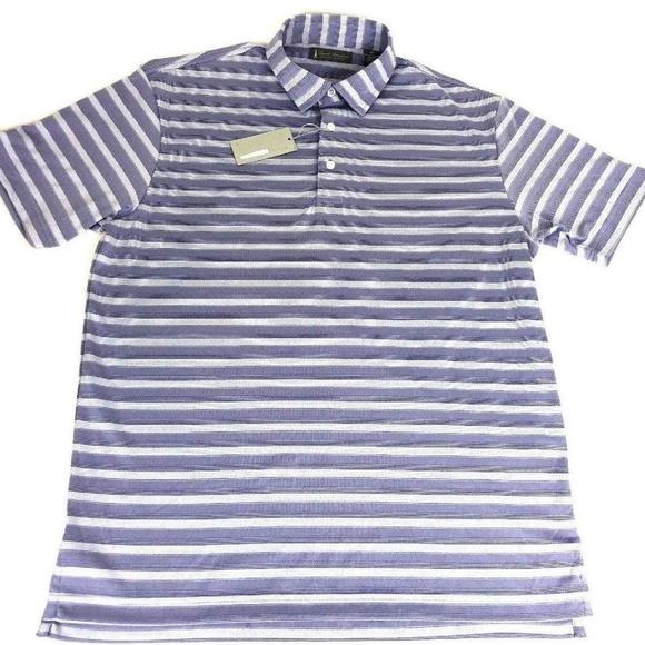 Daniel Cremieux Other - Daniel Cremieux Signature Golf Polo Shirt Purple